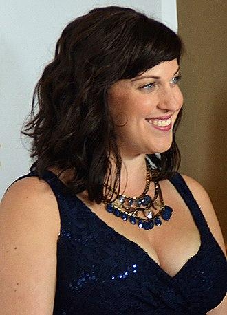 Allison Tolman - Tolman at 66th Emmy Awards Producers Peer Group Reception, August 2014