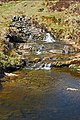 Allt na Ceardaich above the hydro intake - geograph.org.uk - 792533.jpg