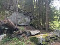 Along Hiking Trail near Chamonix, France - panoramio.jpg