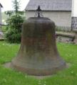 Alsfeld Schwabenrod Kirche Glocke det An der Kirche 4 f 12577.png