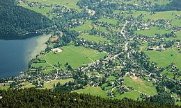 Altaussee – Panorama