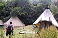 Alternative Lifestyle Encampment - geograph.org.uk - 1425817.jpg
