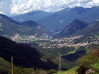 Province of Lecco - Altopiano valsassina