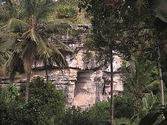 Amboni Caves - Image: Amboni caves, Tanga