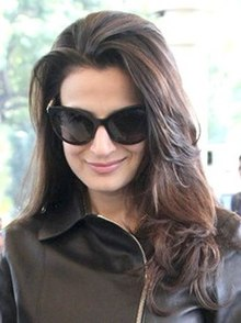 Ameesha Patel snapped at Mumbai airport.jpg