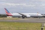 American Airlines (N824AN) Boeing 787-9 Dreamliner departing Sydney Airport.jpg