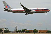 N399AN - B763 - American Airlines