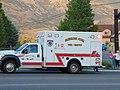 American Fork ambulance A52, American Fork, Utah, Jul 16.jpg