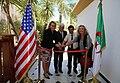 American International School of Algiers inauguration.jpg