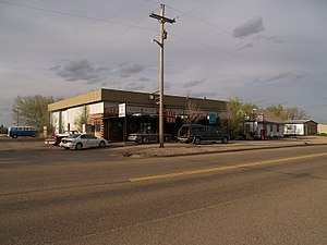 Amidon, North Dakota - Business in Amidon