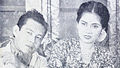 Amran S. Mouna and Sri Uniati in Djandjiku Djandjimu Dunia Film 1 Aug 1954 p6.jpg