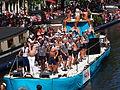 Amsterdam Gay Pride 2013 ING boat pic7.JPG