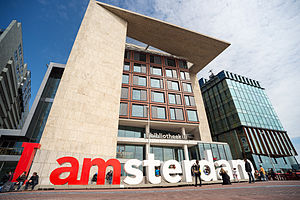 Openbare Bibliotheek Amsterdam - Amsterdam Public Library