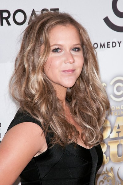 Picture of an author: Amy Schumer