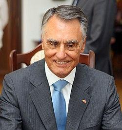 Aníbal Cavaco Silva Senate of Poland 01.jpg