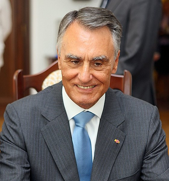 Ficheiro:Aníbal Cavaco Silva Senate of Poland 01.jpg