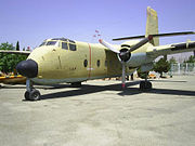 An old de Havilland Canada DHC-4 Caribou at THR.jpg