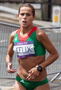 Ana Dulce Félix - 2012 Olympic Womens Marathon (cropped).jpg