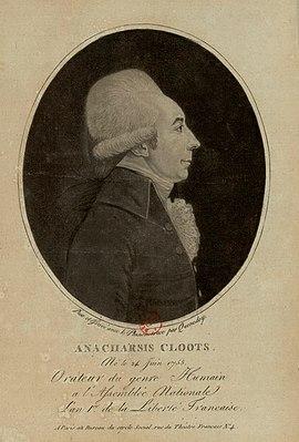 Jean-Baptiste Cloots
