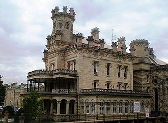 Anamosa, Iowa - Anamosa State Penitentiary
