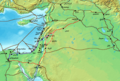 Ancient Levant routes-ar.png