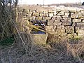 Ancient stone water trough - geograph.org.uk - 700799.jpg