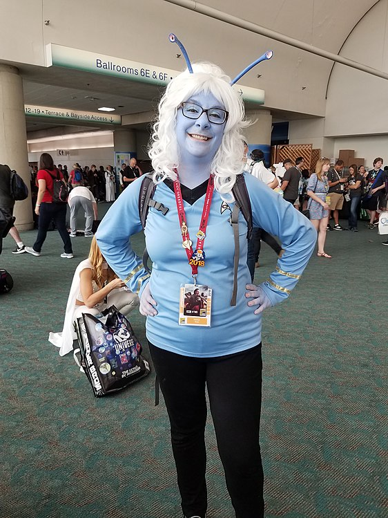 Andorian cosplay.jpeg