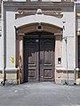 Andrássy Straße 39, Tor, 2021 Hódmezővásárhely.jpg