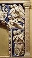 Andrea della robbia, pala di fontecastello con dio padre e angeli, 04.jpg