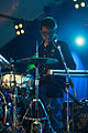 Andy Stack of Wye Oak 02 - Immergut Festival 2014.jpg