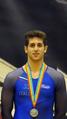Angelo De Benedictis a Auckland (New Zeland) Campionati del Mondo 2012.png