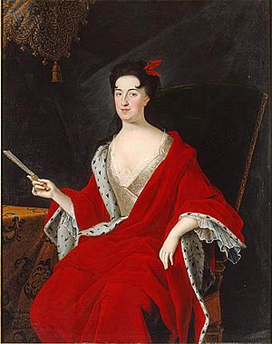Anna Leszczyńska (1660–1727) - Image: Anna z Jabłonowskich Leszczyńska