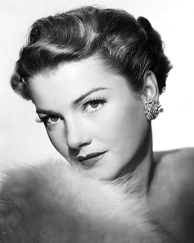Anne Baxter publicity photo