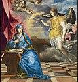 Annunciation - Rl Greco - Museo Thyssen-Bornemisza.JPG