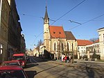 Annunciation church Na travnicku Prague CZ 02.jpg