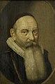 Anoniem Noordelijke Nederlanden (historische regio) Na 1632 naar Willem Jacobsz. Delff naar Cornelis van der Voort - Portret van Jacobus Rolandus (1562-1632) - RMCC s43 - Museum Catharijneconvent.jpg