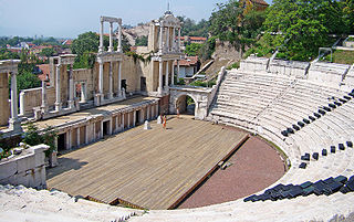 Plovdiv - Roman Amphitheatre