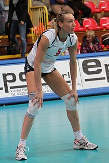 Antonina Zetova Bulgarian volleyball player