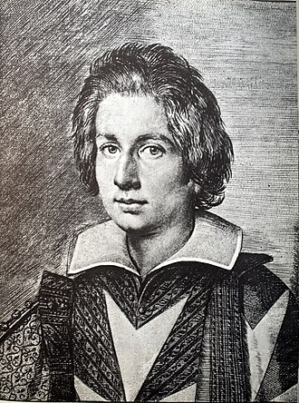 Antonio Barberini - Antonio Barberini in 1625