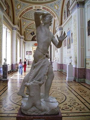 Antonio Canova-Orpheus-Hermitage
