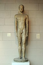 Apollo from Melos - casting in Pushkin museum 01 by shakko.JPG
