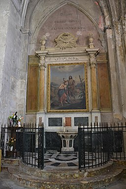 Apt - Cathédrale Sainte Anne 9