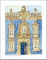 Aquarelle- le palais du Raio à Braga (Portugal) (4404746182).jpg