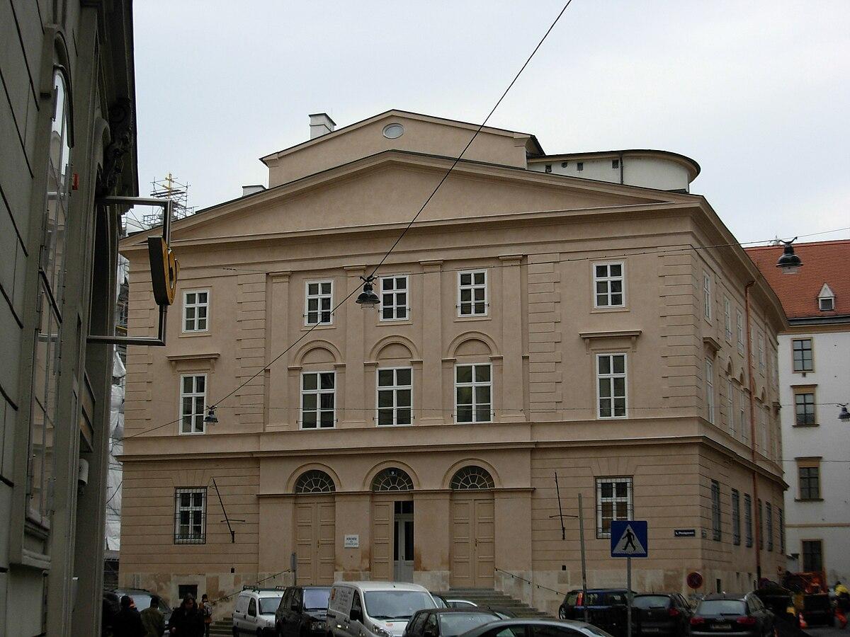 Archiv der Universität Wien – Wikipedia