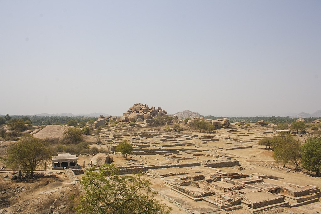 Ariel view of Hampi 01