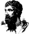 Aristophanes (446 BC - 386 BC)