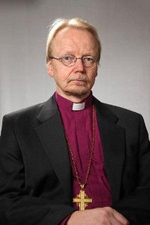 Kari Mäkinen - Kari Mäkinen in 2013.