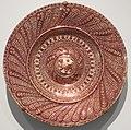 Armorial lusterware dish from Spain, c. 1500.JPG