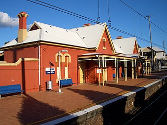 Arncliffe, New South Wales - Arncliffe Railway Station