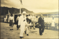 Arrival of the British High Commission to Asia, Malcom MacDonald to Brunei on 1947 received by Sultan Ahmad Tajuddin.png